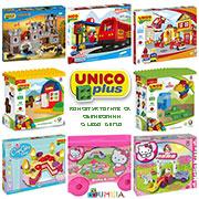 Конструктори Unico – съвместими с LegoDuplo